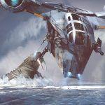 Арты «Мандалорца» от художников Lucasfilm и фрилансеров