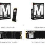 BIOSTAR выпустила новые SSD-накопители M700 M.2 PCIe NVMe