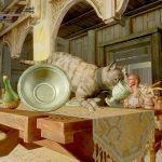 Для Skyrim вышел мод, позволяющий играть за домашную кошку