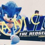 Джим Керри следит за новым синим ежом: Опубликован свежий постер «Соника в кино»
