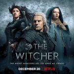 Геральт, Цири и Йеннифэр — Netflix опубликовала новый постер сериала «Ведьмак»