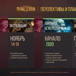 Legends of Runeterra — Даты доступа второй бета-версии
