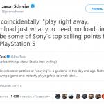 PlayStation 5 – Sony позволят устанавливать игру кусками