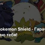 Стрим: Pokemon Shield — Гарачу, я выбираю тебя!
