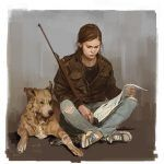 The Last of Us: Part II — Порция новых концепт-артов