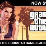 В магазине Rockstar Games Launcher стартовала первая распродажа — премиальное издание GTA V предлагают за 500 рублей
