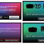 В США и Канаде распродана вся партия VR-гарнитуры Index — возможно, сказался анонс Half-Life: Alyx