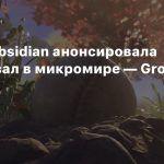 X019: Obsidian анонсировала сурвайвал в микромире — Grounded