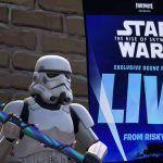 14 декабря в Fortnite покажут отрывок из «Звёздные войны: Скайуокер. Восход»