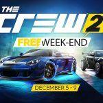5 декабря в The Crew 2 начнутся бесплатные выходные