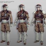 Авторы ремейка Panzer Dragoon показали новые концепт-арты дракона, всадника, его оружия и врагов