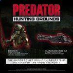 Predator: Hunting Grounds выйдет 24 апреля на PS4 и ПК, а сыграть можно будет и за хищницу