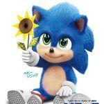 Sega показала малыша Соника из фильма «Соник в кино»