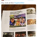 [Слухи]Syphon Filter — Сценарист намекает на продолжение?