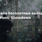Стартовали бесплатные выходные шутера Hunt: Showdown