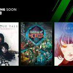 A Plague Tale: Innocence, Gris и Children of Morta пополнят коллекцию Xbox Game Pass на PC