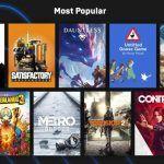 Epic Games продлила раздачу в EGS на 2020-й и назвала самые популярные игры 2019-го