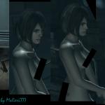 Моддеры полностью раздели Джилл Валентайн в Resident Evil: Revelations