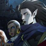 Опубликовано первое изображение третьего сезона Castlevania от Netflix