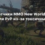 Разработчики MMO New World изменили PvP из-за токсичных игроков