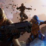 12 минут геймплея за пироманта в боевике Outriders