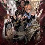 Castlevania вернется на Netflix в марте, представлен новый арт