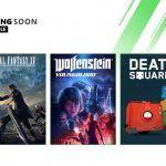 Final Fantasy XV и Wolfenstein: Youngblood в феврале появятся в Xbox Game Pass