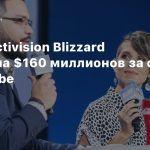 СМИ: Activision Blizzard получила 160 миллионов долларов за сделку с YouTube