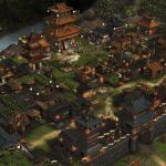 30 минут геймплея из военной кампании Stronghold: Warlords