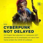 CD Projekt RED подтвердила, что Cyberpunk 2077 не будет перенесен