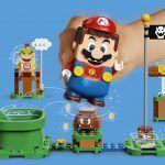 LEGO выпустит наборы по мотивам Super Mario