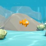 Создатели симулятора хлеба запустили в производство I Am Fish — игру про сухопутное приключение рыбки