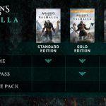 Кинематографичный трейлер и первые детали об Assassin's Creed Valhalla. Игру уже можно предзаказать