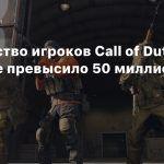 Количество игроков Call of Duty: Warzone превысило 50 миллионов