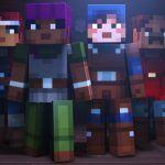 Minecraft Dungeons стартует 26 мая