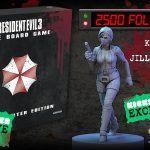 По мотивам Resident Evil 3 выйдет настольная игра