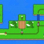 В финальном обновлении для Super Mario Maker 2 позволят создавать огромные миры из своих уровней