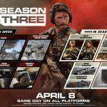 «Выход на новый уровень»: Activision анонсировала старт третьего сезона в Modern Warfare и королевской битве Warzone