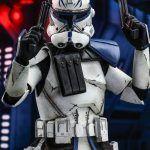 Hot Toys показала фигурку капитана Рекса из «Войны клонов»