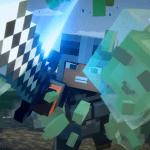 Лут, кооп и апгрейды — трейлер к запуску Minecraft Dungeons