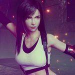 Square Enix представила фигурки по Final Fantasy VII