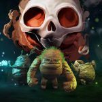Я от смертушки ушёл — анонс приключения Skully про оживший череп