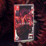 Быть монстром на Nintendo Switch: Реверсивный хоррор Carrion выйдет на гибридной консоли