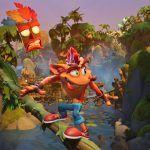 Crash Bandicoot 4: It's About Time подешевела в PS Store до 3 999 рублей