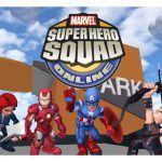 Super Hero Squad Online представляет Антмэна, новый костюм Мстителей