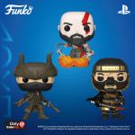 Для фанатов эксклюзивов Sony: Funko POP выпустит фигурки героев God of War, Bloodborne и Ghost of Tsushima