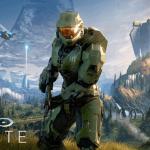 Иллюстрация с обложки Halo Infinite