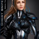 Подарок для фанатов StarCraft: В продажу поступит фигурка Новы в обтягивающем комбинезоне за 29 тысяч рублей