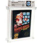 Редкая копия Super Mario Bros. побила рекорд стоимости другой редкой копии Super Mario Bros.
