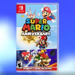 Следующая презентация Nintendo Direct должна пройти уже скоро: Инсайдер рассказал о Super Mario Anniversary Collection